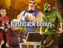 Geen bonus wel cashback
