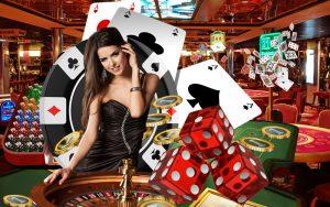 Roulette en blackjack in het live casino